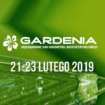 Zapraszamy na targi Gardenia 2019! Pawilon 5, stoisko 149.